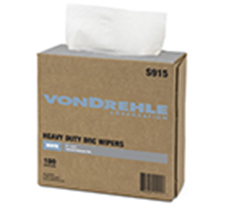 Von Drehle Single Use Wiper  9/1 cs