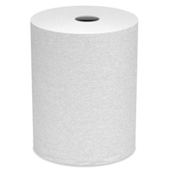 ROLL TWL WHITE 7.9in.X800' 12/C