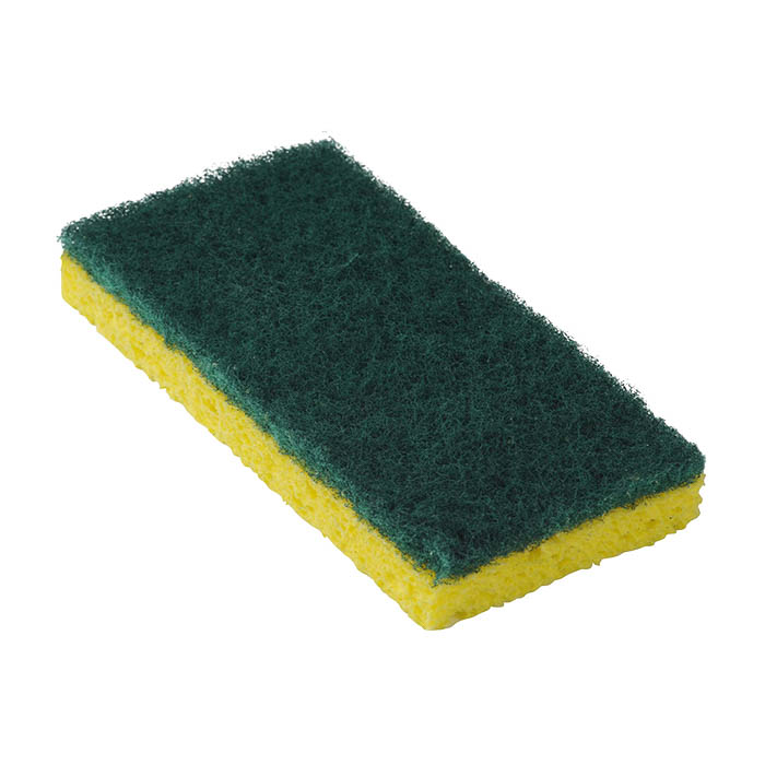 GREEN BACK SPONGES 20/CS