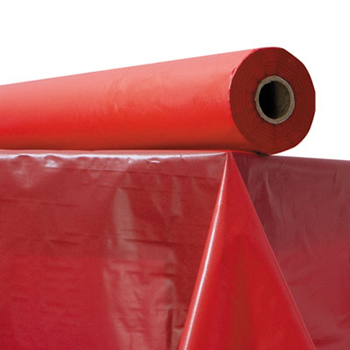 Table Cover Red 300 ft roll