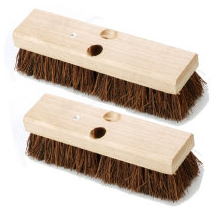10in PALMYRA DECK SCRUB BRUSH