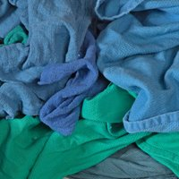 Blue Towels  10LBS