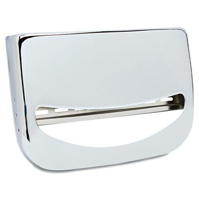 Seat Cover Dispenser Chrome  ea
