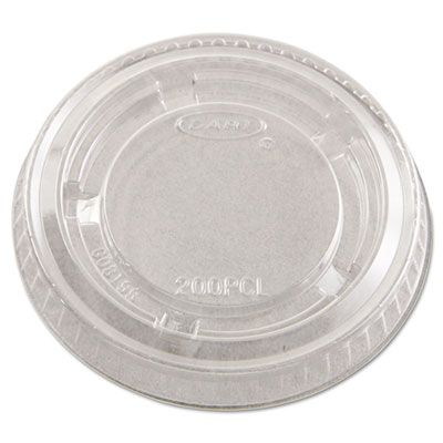 Lid-Fits150/200 Portion Cup