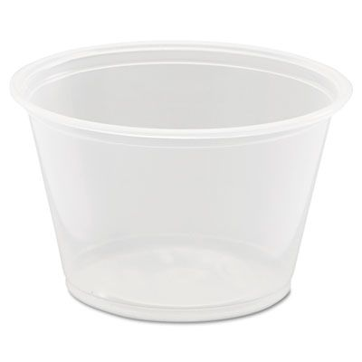 Portion Cup 4oz  2500/1 cs