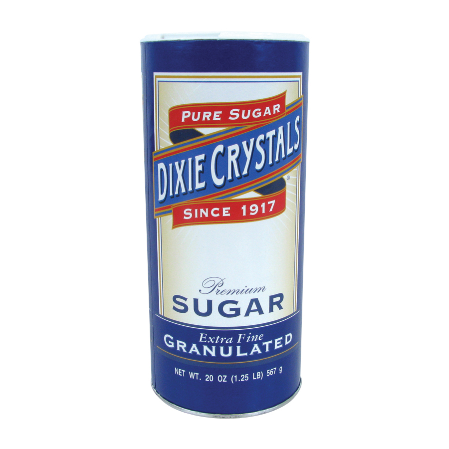 Dixie Crystal Sugar 24/20 oz