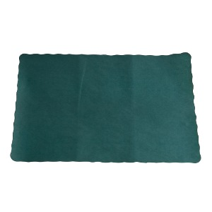 PLACEMAT GREEN 9.5X13.5 1000/C