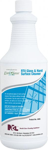 EARTH SENSE RTU GLASS CLNR 4/1