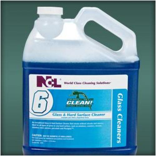 NCL RSC Glass & Hard Surface 4/1 gal