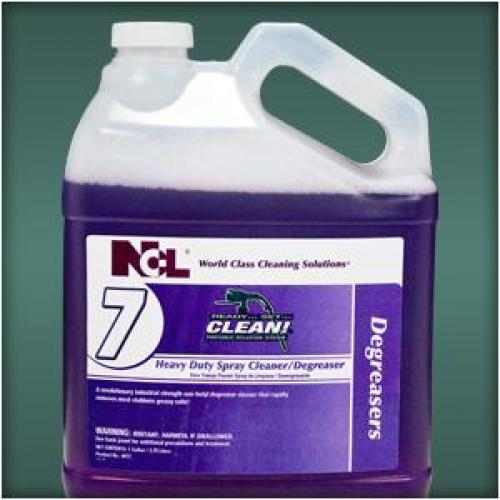 NCL RSC HD Spray Cleaner Degreaser  4/1 gal