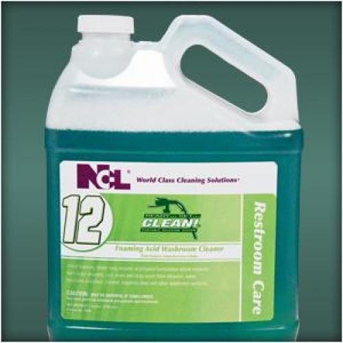 NCL RSC Foaming Acid Wash Cleaner 4/1 gal