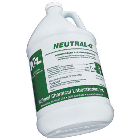 NCL  Neutral Q Disinfectant Cleaner Deodorant  5 gal