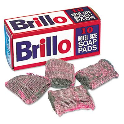 Brillo Soap Pads12/10PKGS