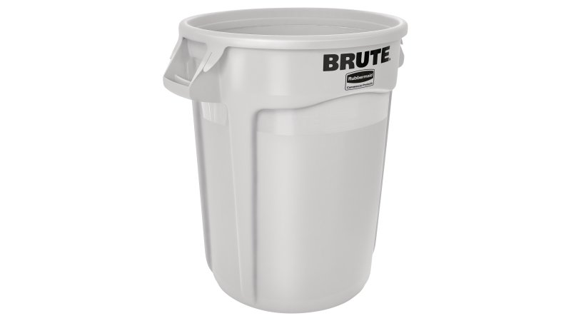 32 GAL BRUTE CONTAINER WHITE