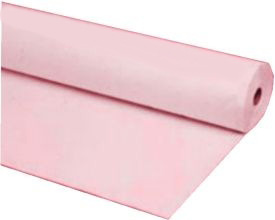 Table Cover Pink 40X300 Roll