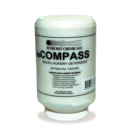 Compass Solid Laundry  2/5LBS