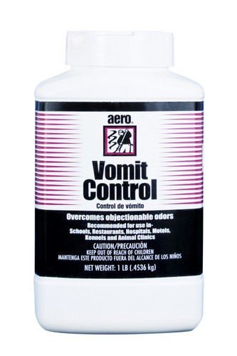 Aero Vomit Control and Absorbent   24/1 lb