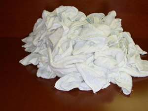 Wash Cloths 10 LB